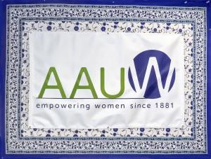 AAUW Banner