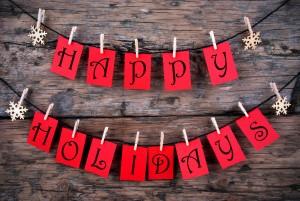 Happy Holidays Pro