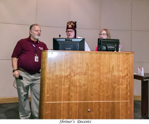 The Shriner's Docents
