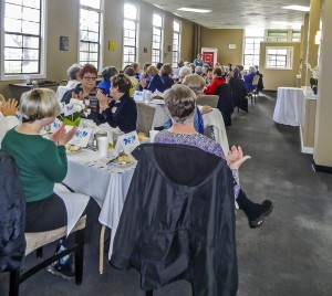 View of the IBC Luncheon Crowd