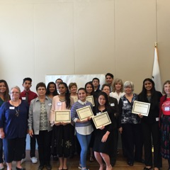 Students, Judges and Speech Trek Committee
