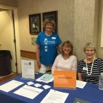Nancy McCabe, Pat Winkle & Shirley Walker