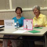 Gloria Yost & Linda Whitney